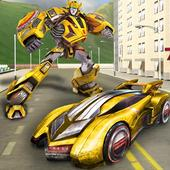 Grand City Crime Robot Transforming Hero Gangster 1.1.4