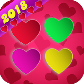 Sweet Hearts - Cute Candy Match 3 Puzzle 2018 1.02