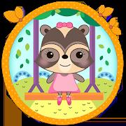 Candy Raccoon: AdventureSylok Media by MGrupArcade