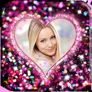Glitter Romantic Love Frames 1.1