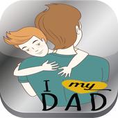 Father's Day Greeting HD eCard 1.0