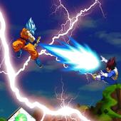 Goku Saiyan Warrior Son Dragon