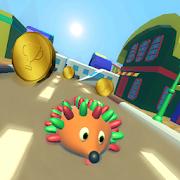 Hedgehog Pet Run 2.10