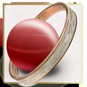 Bouncing ring ball