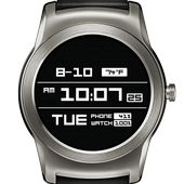 Gash LCD Watch Face 1.0.103