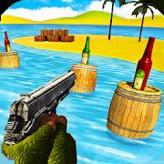 Gun Bottle Shooting Expert 3D 1.3