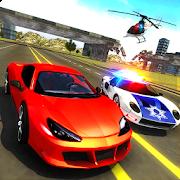 Police Car vs Gangster Escape 1.1