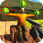 Watermelon shooting game 3D 1.3