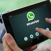 Guide for whatsapp tablets 1