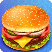 Burger Maker – Cooking Chef Game 1.2