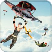 Battle Royale : Unknown Survival Squad Mobile 1.0