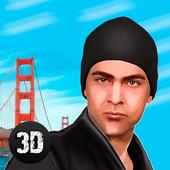 California Crime City Race 3D 1.1