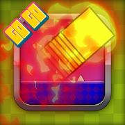yellow cube GameTajmaxArcade