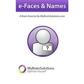 e-Faces & Names