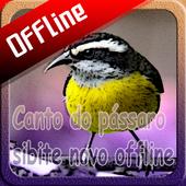 Canto do pássaro sibite novo offline 1.0