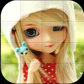 Tile Puzzle - Cute Dolls 1.23