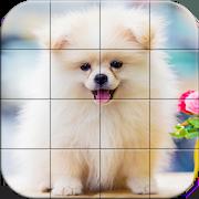 Tile Puzzle Pomeranian Dogs 1.08