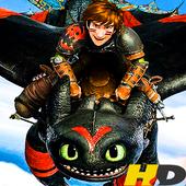 HD Train dragon Wallpaper For Fans