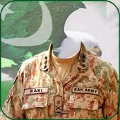 Army Uniforms Editor-Army Dress Photo Editor