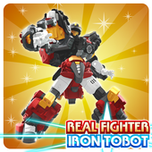 Real Tobot Iron Fighter 1.00003