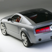 Wallpaper Car Ford Mustang 1.0