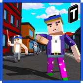 Blocky Neighbor Hero 3D 1.3