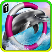 Dolphin Racing 3D 1.3