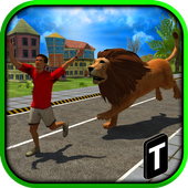 Angry Lion Attack 3D 1.3