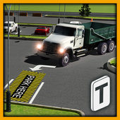 Road Truck Parking Madness 3D 1.2