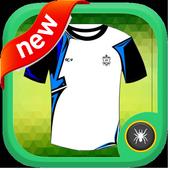 Futsal Shirt Design 1.0