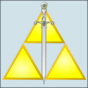 Triforce 3D Live Wallpaper 3.0