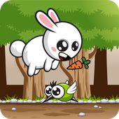 Cuddly Rabbit Carrot Collector 2.1