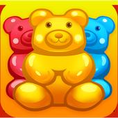 🐻🐻🐻 Gummy bear frenzy - match 3 🐻🐻🐻 1.1.1