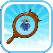 Find Hidden Zootopia