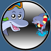 dolphin games for kids 1.0.0