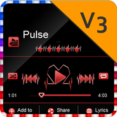 Pulse PlayerPro Skin 1.1