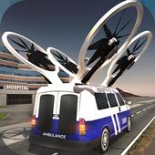 Flying Drone Ambulance 2.0