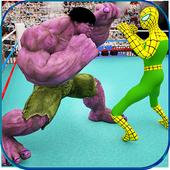 Monster Superhero Ring Battle 3.0