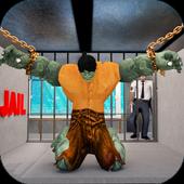 Monster Superhero Sea Survival: Prison Escape Game 1.0