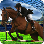 Horse Jumping Game 3D 2015-16 1.0