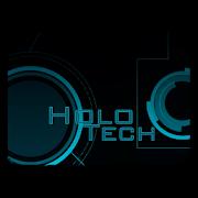 HoloTech - Zooper Widget Skin 1.3