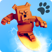 ZOO Sports - Surf with Bear! 1.0.1