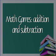 Math games: addition and subtraction of integers 3.1
