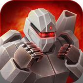 Robot Fighting - Iron War 3D 1.0