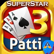 Teen Patti Superstar: Online 3 Patti Indian Poker 17.0