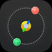 Color Splash - Circle