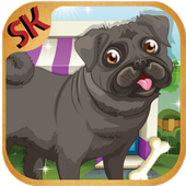 Pug The dog Makeover Doctor Game 1.0.2