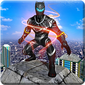 Panther Superhero: City Avenger Hero vs Crime City 1.0