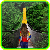 Subway Princess Jungle RunBest Adventure Games 2018Adventure