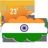 भारत में मौसम 100